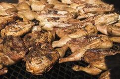 решетка цыпленка Стоковые Фотографии RF