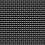 Решетка Tileable/серия картины сетки геометрическая Repeatable monoch бесплатная иллюстрация