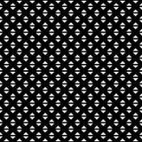 Решетка Tileable/серия картины сетки геометрическая Repeatable monoch иллюстрация штока