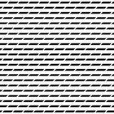 Решетка Tileable/серия картины сетки геометрическая Repeatable monoch иллюстрация вектора