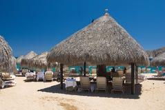 Релаксация пляжа Cabo San Lucas Стоковые Фото