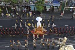 Религиозное шествие в Таиланде Стоковые Фото