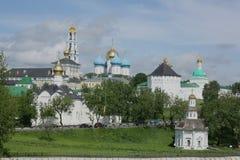 Религиозный город Стоковые Фото