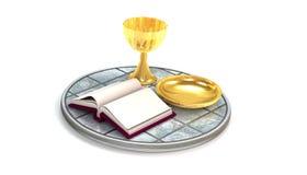 Религиозный комплект Стоковые Фотографии RF