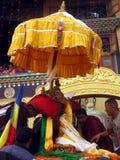 Религиозный праздник Катманду Непал Vesak буддийский Стоковое Изображение RF