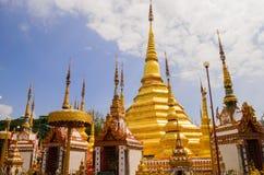 реликвии s Будды Стоковое Изображение