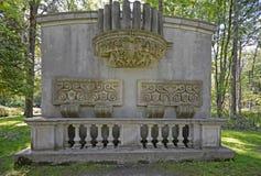 Реликвия от канадского банка коммерции, построенного 1899 Стоковое Изображение