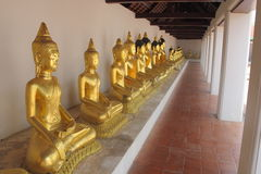 Реликвия ` s Будды стоковое изображение