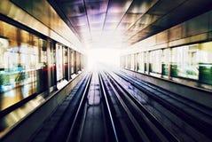 Рельсы поезда Стоковые Изображения RF
