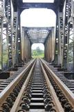 Рельс-поезд Стоковые Фотографии RF