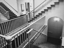 Релятивность Escher Стоковая Фотография
