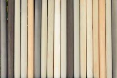 Ржавая белая пластичная текстура предпосылки трубки Стоковая Фотография