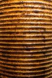 Ржавая предпосылка бочонка масла Стоковые Фото