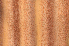 Ржавая предпосылка текстуры цинка Стоковое Фото