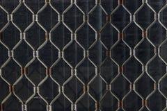 Ржавая решетка Стоковая Фотография