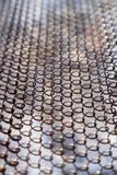Ржавая сетка металла Стоковое фото RF
