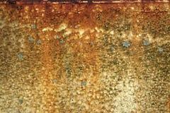 Ржавая текстура конспекта металла стоковые изображения rf