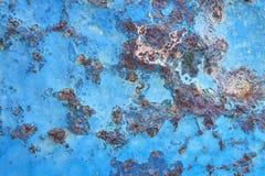 Ржавая текстура конспекта металла стоковое изображение