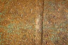 Ржавая текстура конспекта металла стоковая фотография rf