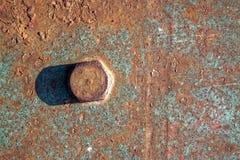 Ржавая текстура конспекта металла стоковые изображения