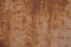 Ржавая текстура металла Стоковые Изображения