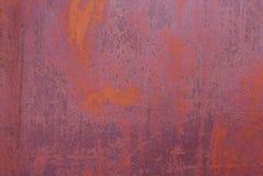 Ржавая текстура металла Стоковые Фотографии RF