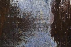 Ржавая текстура металла Стоковая Фотография RF