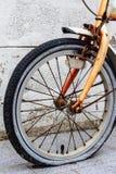 ржавое велосипеда старое Стоковые Изображения RF