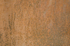 Ржавое текстуры железное Стоковые Фото