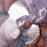 ржаво стоковая фотография rf