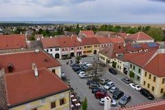 Ржавчина, Австрия стоковая фотография