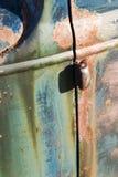 ржавчина античного автомобиля Стоковые Фотографии RF