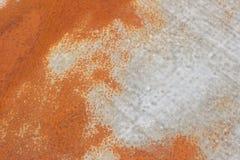 Ржавчина в металле Стоковая Фотография RF