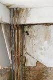 Ржавчина в трубах стоковое фото