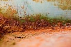 ржавчина здания Стоковая Фотография