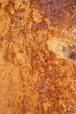 ржавчина металла предпосылки Стоковые Изображения