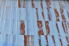 ржавчина на крыше Стоковое Изображение RF