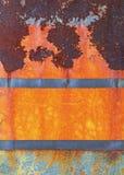 ржавчина предпосылки коричневая зеленая стоковые изображения rf