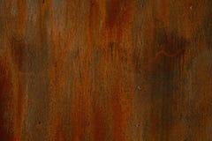Ржавчина текстуры железная Стоковое Фото
