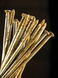 Ржавые ногти Стоковое Изображение RF