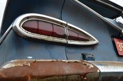 Ржавый автомобиль Стоковое Изображение RF