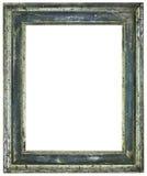 Ржавый вырез картинной рамки Стоковое Фото
