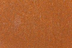 Ржавый железный лист Стоковое Изображение RF