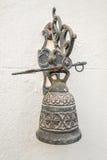 Ржавый колокол Стоковая Фотография RF