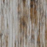 Ржавый металл, ангар стоковое фото rf