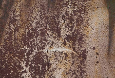 Ржавый металл Стоковые Фотографии RF
