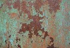 Ржавый металл Стоковое Изображение