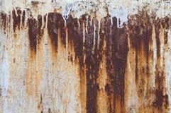 Ржавый металл Стоковая Фотография RF