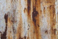 Ржавый металл Стоковое Изображение RF