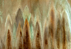 Ржавый металл Стоковое фото RF